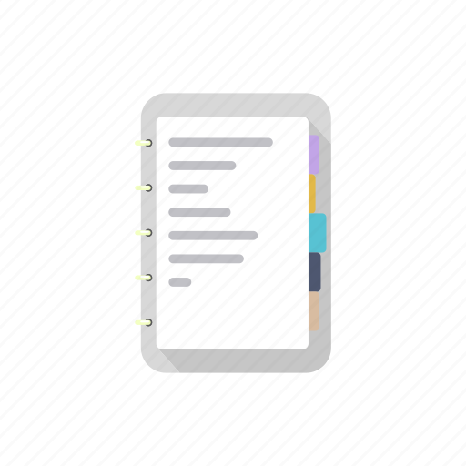 document, note, page, paper, sheet, text, type icon