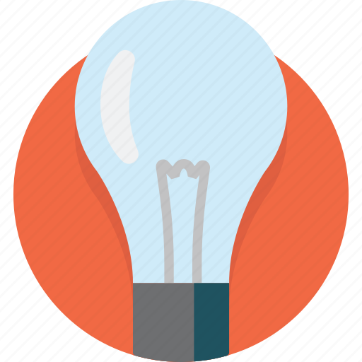 Bulb, energy, idea, lamp, light, lightbulb, power icon - Download on Iconfinder