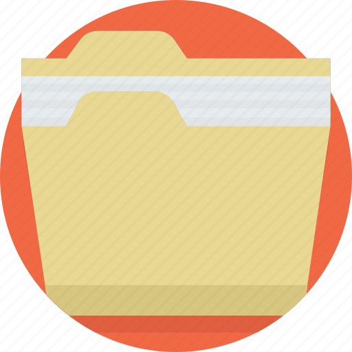 Archive, data, document, file, folder, paper icon - Download on Iconfinder