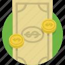 banking, dollar, finance, financial, money