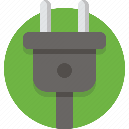 Cable, electric, electrical, electricity, energy, plug, power icon - Download on Iconfinder