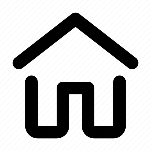 address, dashboard, home, house, property, residence, tenant icon