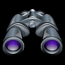 binoculars view png - photo #18