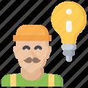 bulb, gen, generations, idealists, light, y icon