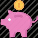 finance, gen, generations, money, savings, z icon