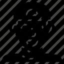 avatar, gen, generations, male, z icon