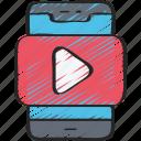 gen, generations, streamers, video, y, youtube icon