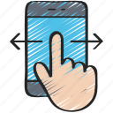 gen, generations, gesture, iphone, swipers, z