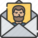 email, gen, generation, generations, mail, x icon
