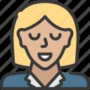 avatar, female, gen, generations, woman, x icon