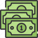 gen, generations, money, spenders, y icon