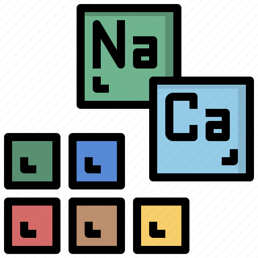 Chemistry, education, elements, periodic, science, table icon - Download on Iconfinder