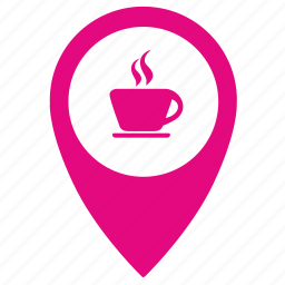 cafe, coffee, cup, lounge, meeting, place, tea icon