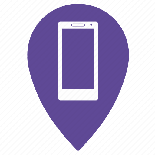 location, map, mobile, navigation, place, point, web icon