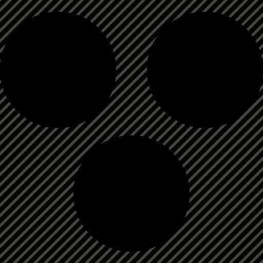 circles, decor, design, geometric, pattern, shapes icon