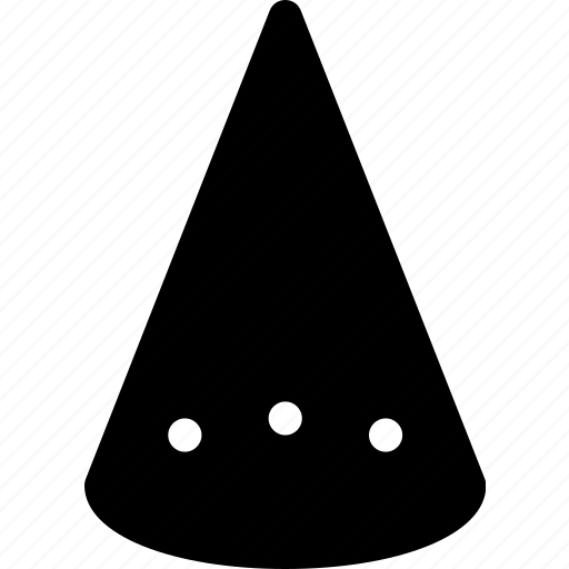 apex, cone, decor, design, ornament, vertex icon