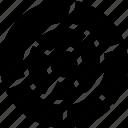 circles, decor, design, layer, multi, pattern, vault