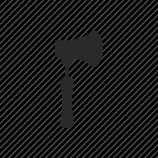 ax, axe, cleaver, hatchet icon