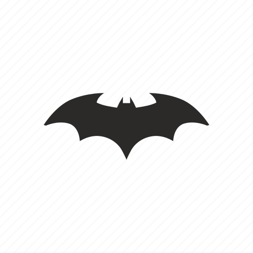 bat, batman, comics, hero icon