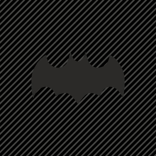 bat, batman, comics, hero, sign icon