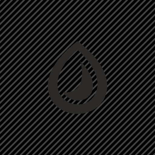 color, drop, ink, printing icon