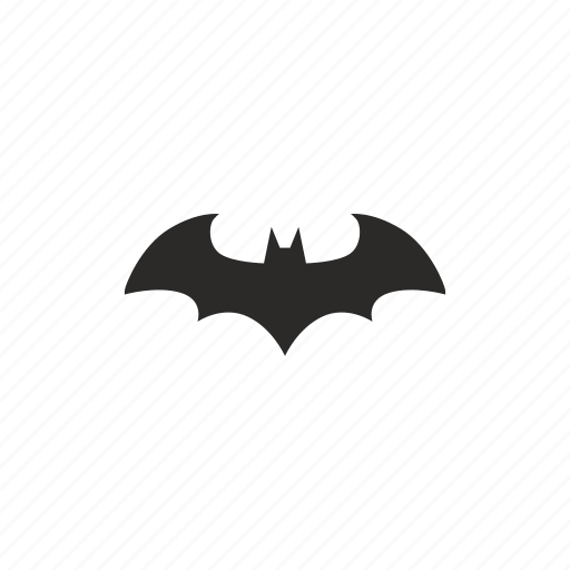 bat, batman, hero icon