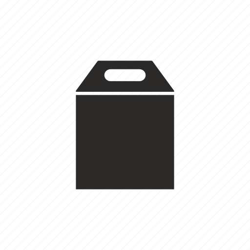 letter, pack, package icon
