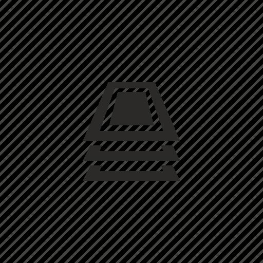 document, paper, printer icon