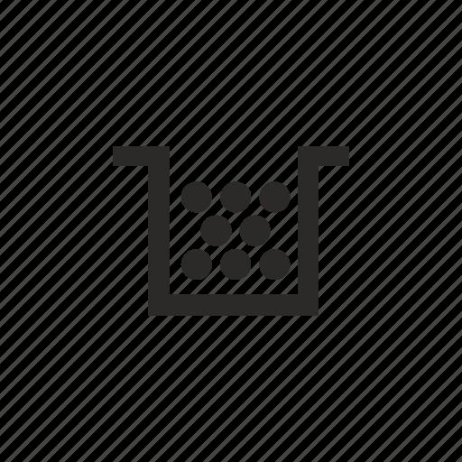 cartridge, color, printer icon