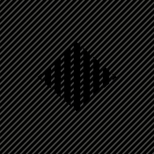 levels, sound icon