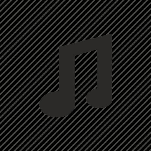 music, mute, note, sound icon