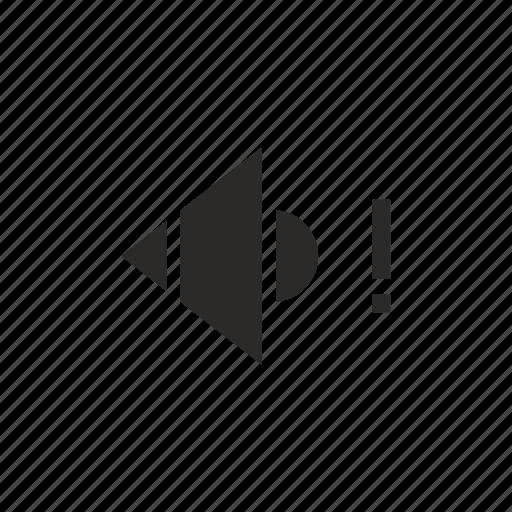 music, mute, sound, warning icon