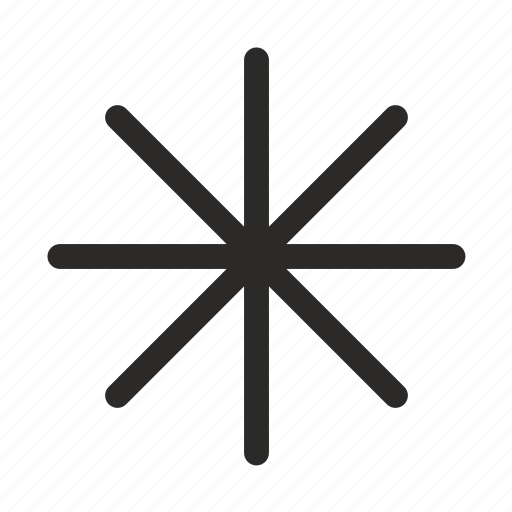 geometry, line, multiple, redraws icon