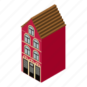 architecture, belgium, building, europe, house, isometric, object