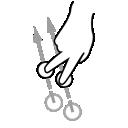 swipe, two, finger, gestureworks
