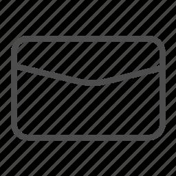 address, envelope, invitation, letter, mail, parcel, postal icon