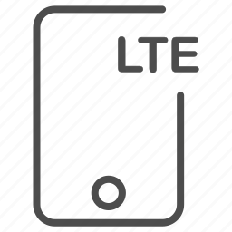 device, gadget, internet, mobile, network, phone, signal icon