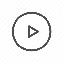 music, pause, play, player, video icon