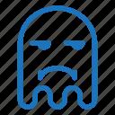 emoji, emoticon, envy, ghost icon