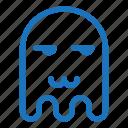 cat mouth, emoji, emoticon, envy, ghost icon