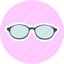 accessories, eyeglasses, fashion, glasses icon
