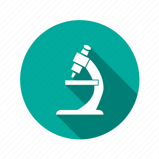 analysis, analytics, analyzing, biologylab, discovery, equipment, laboratory, magnifying glasses, micro, microscope icon