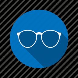 eye, eyeglasses, eyesight, glasses, lens, optics, spectacles icon