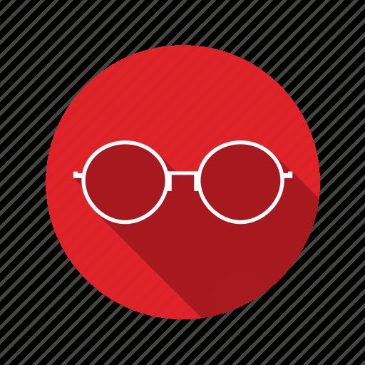 eye, eyeglasses, glasses, lens, optics, spectacles, view icon