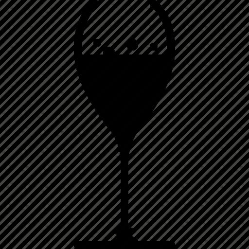 alcohol, bar, celebration, champagne, drink, glass, yumminky icon
