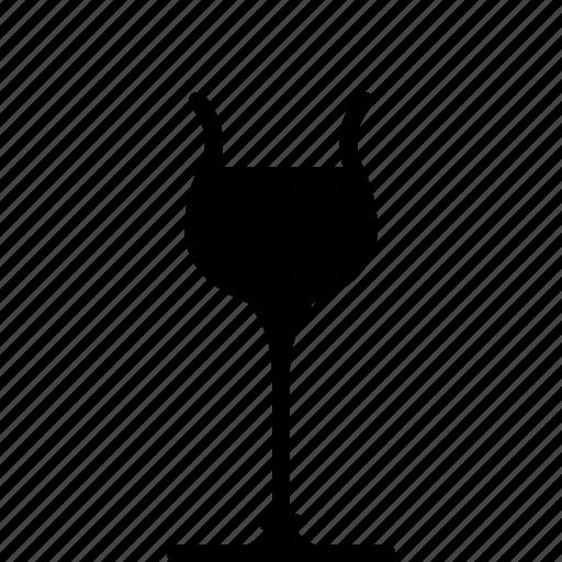 alcohol, bar, drink, glass, kitchen, wine, yumminky icon