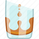 alcohol, drink, glass, night club, pouring, whiskey, yumminky icon