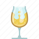 beer, drink, glass, pouring, pub, tavern icon