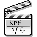 film, movie, multimedia icon