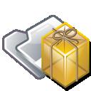 folder, tar icon